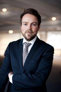 Statsråd Torbjørn Røe Isaksen