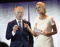 Jens Ulltveit-Moe og Cathrine Pia Lund